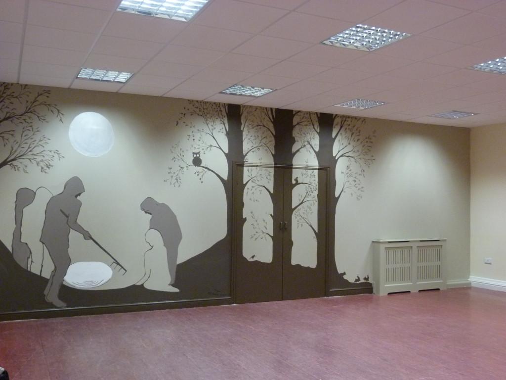 Moonraker Mural 015