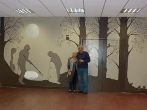 Moonraker Mural 005